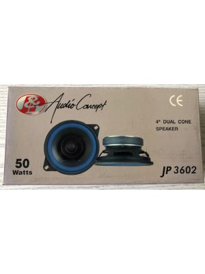 Audio concept speaker dual cone 50 WATT