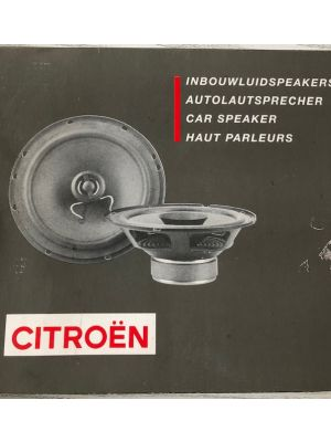 Citroen XSARA/XSARA PICASSO/EVASION/C5 speakerset BNL6534160