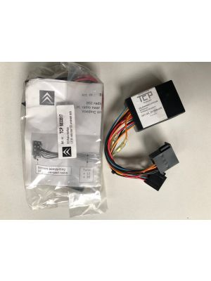 Citroen BSI radio interface NIEUW EN ORIGINEEL TCP6533517