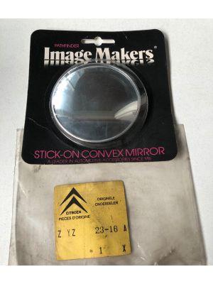 Vintage Pathfinder Blind Spot Mirror ZYZ23-16A