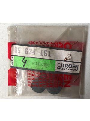 Citroen C15 dop voor spiegel NIEUW EN ORIGINEEL 95634161