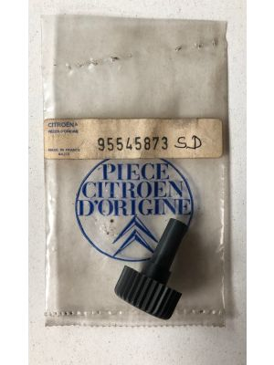 Citroen knop dagteller NIEUW EN ORIGINEEL 95545873SD