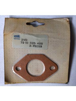 Citroen pakking uitlaat NIEUW EN ORIGINEEL 7910025488