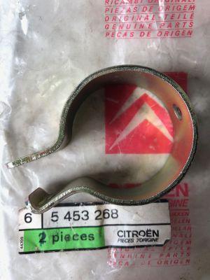 Citroen DS,SM uitlaatklem NIEUW EN ORIGINEEL 5453268