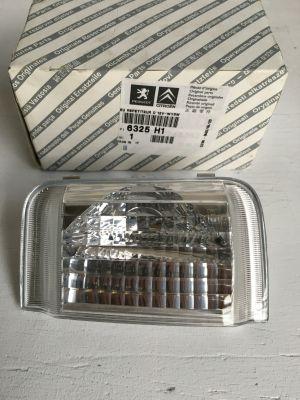 Citroen Jumper (type 3) knipperlicht spiegel (rechts) 6325.H1