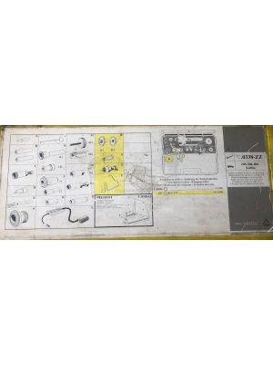 Citroen XANTIA koffer speciaal gereedschap C.0338-ZZ