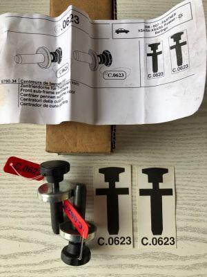 Citroen speciaal gereedschap centreer pennen C.0623