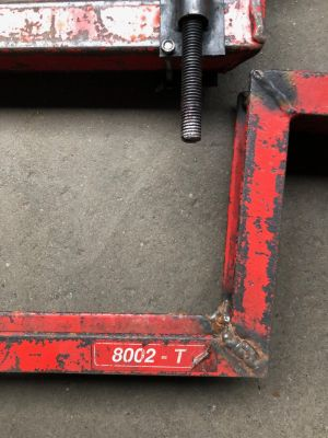 Citroen JUMPER speciaal gereedschap motorsteun 8002-T
