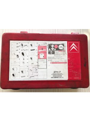 Citroen XM,JUMPER koffer  speciaal gereedschap 5711-T