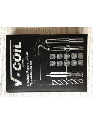V-COIL schroefdraadreparatieset M10