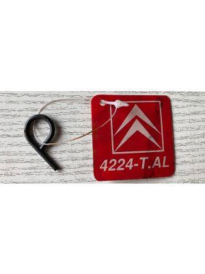 Citroen speciaal gereedschap 4224-T.AL