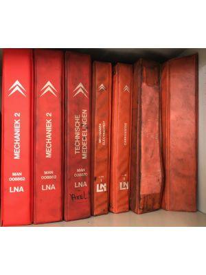 Citroen LN werkplaatshandboeken