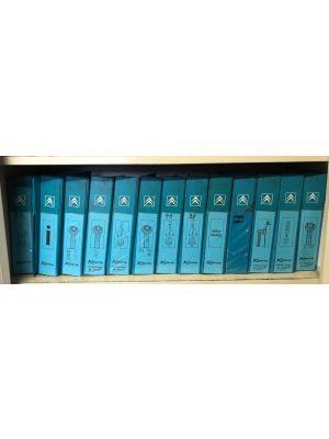 Citroen XSARA / XSARA Picasso werkplaatshandboeken